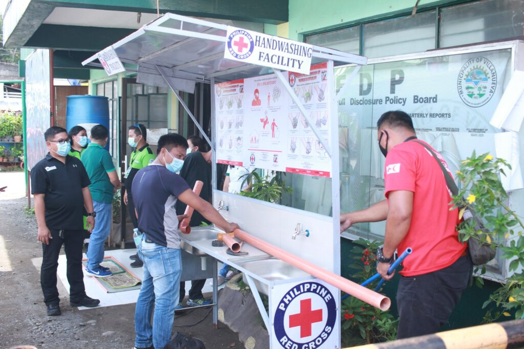Redcross-Installing-Faucets